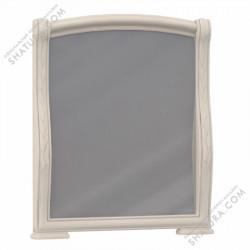 Лючия светлая ZWK-01.T8L, Зеркало навесное для кроватей ALB, ANB, ARB