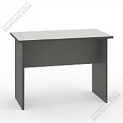 Стр.Серая Е31-01.31С стол приставной